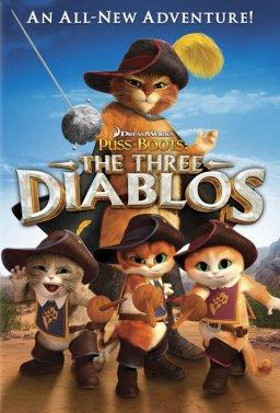 Котаракът в чизми: Трите Дяволчета