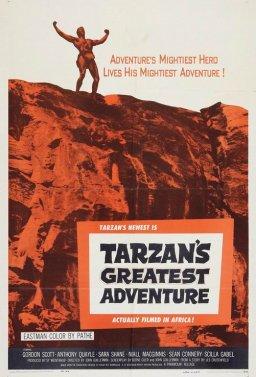 Най-великото приключение на Тарзан