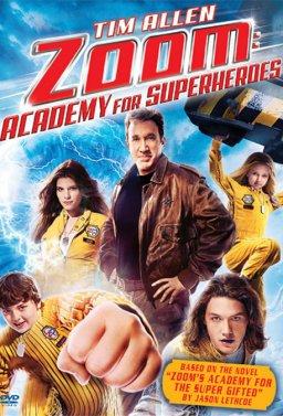 Зуум: Академия за супергерои