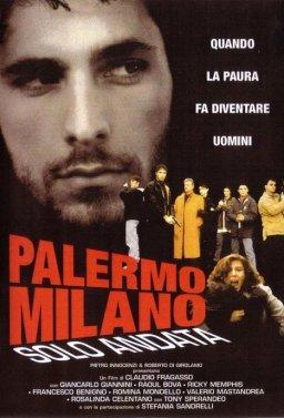 Палермо - Милано само в едната посока