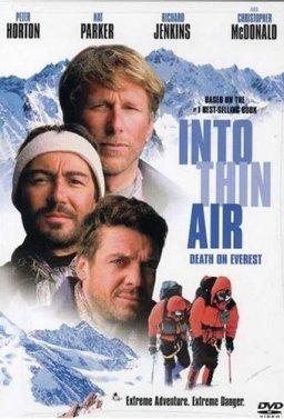 В разредения въздух - Смърт на Еверест