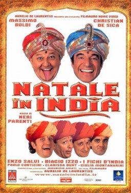 Коледа в Индия