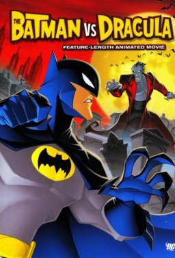 Батман срещу Дракула