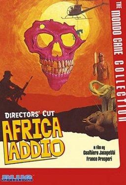 Сбогом, Африка
