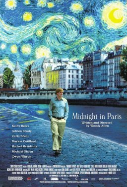 Полунощ в Париж