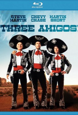 Тримата амигос