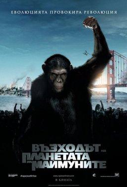 Възходът на планетата на маймуните