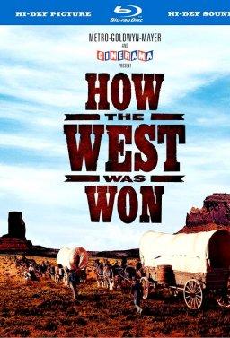 Завладяването на Дивия Запад