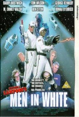 Мъже в бяло