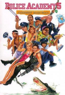 Полицейска академия 5: Мисия Маями бийч