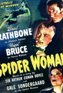 Жената с паяците