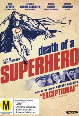 Смъртта на супергероя