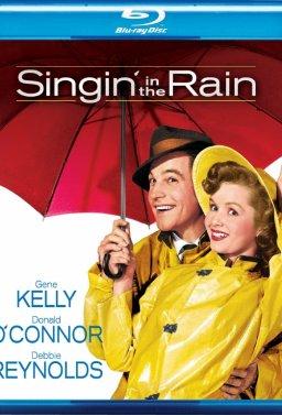 Аз пея под дъжда