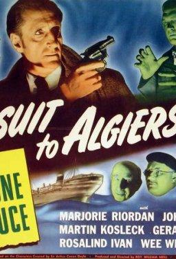 Преследване до Алжир