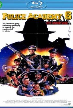 Полицейска академия 6: Град под обсада