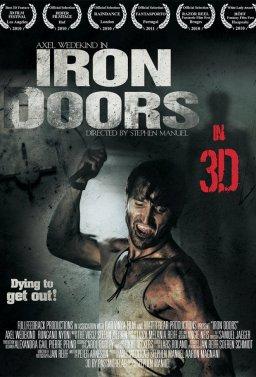 Железни врати