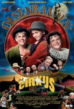 Бандата на Олсен в цирка