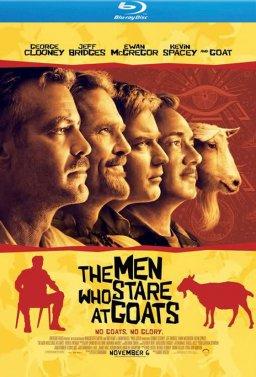 Мъжете, които се взират в кози