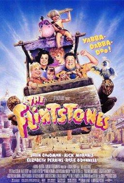 Семейство Флинтстоун 1 и 2 (1994-2000)