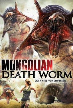 Монголски смъртоносен червей