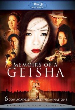 Мемоарите на една Гейша