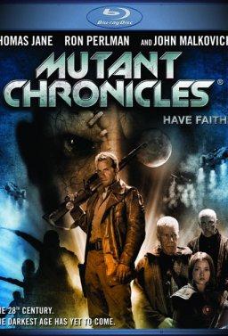 Хрониките на мутантa