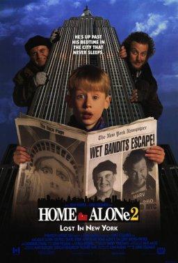 Сам вкъщи 2: Изгубен в Ню Йорк