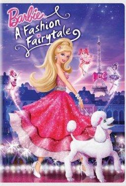 Барби в приказна история за модата ( 2010)
