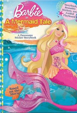 Барби в приказка за малката русалка