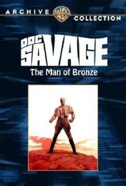 Док Савидж: Бронзовият мъж