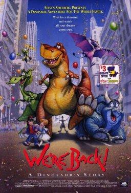 Върнахме се!История с динозаври