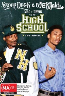 Мак и Девин отиват в колеж