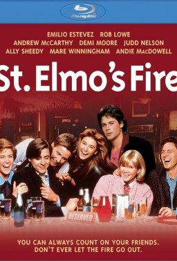 Огън на свети Елмо