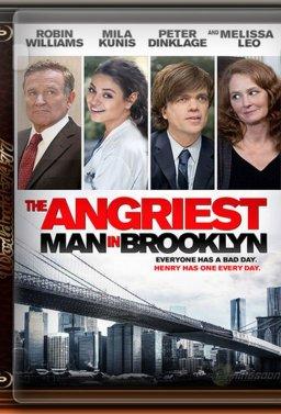 Най-гневният мъж в Бруклин