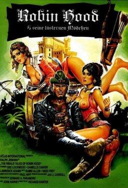 Еротичните приключения на Робин Худ