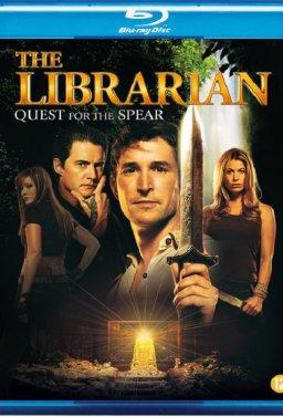 Библиотекарят: В търсене на Копието