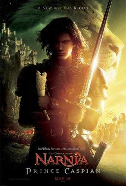 Хрониките на Нарния: Принц Каспиян