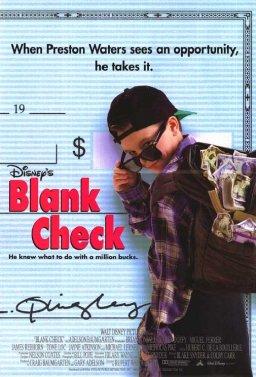 Празен чек