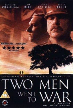 Двама мъже отиват на война