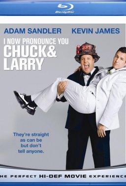 Обявявам ви за законни Чък и Лари