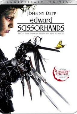 Едуард ножиците