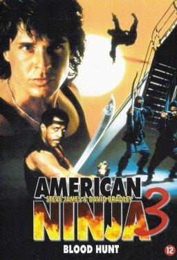 Американска нинджа 3: Отмъщението