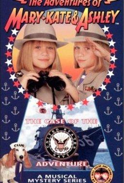 Приключенията на Мери-Кейт и Ашли: Загадка в американския флот
