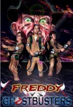 Ловците на духове срещу Фреди Крюгер