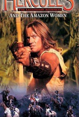 Херкулес и Амазонките