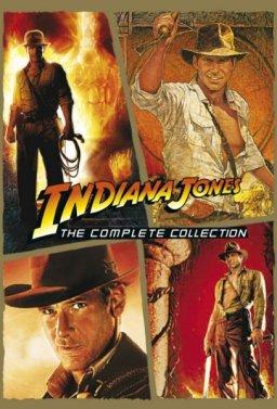 Индиана Джоунс: Колекция (1981-2008)