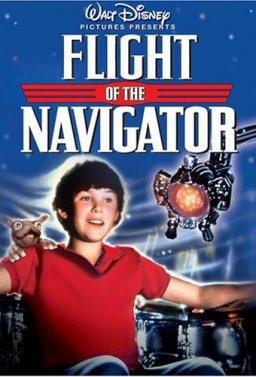 Полетът на навигатора