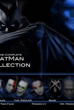 Батман: Колекция (1989-2008)