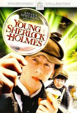 Младият Шерлок Холмс и пирамидата на страха