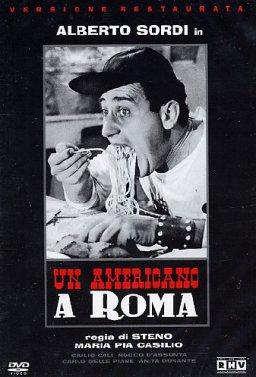 Един американец в Рим